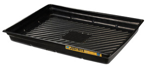 Justrite EcoPolyBlend 29 Gal Spill Trays