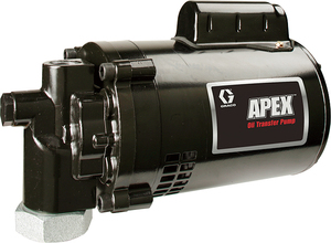 Graco Apex Oil Transfer Pump Pressure Relief (260102) - 7, 10b, 11
