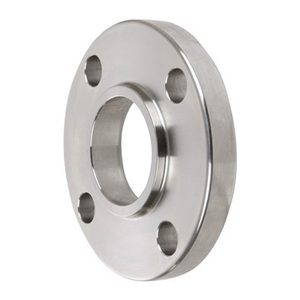 Smith Cooper 150# 316 Stainless Steel 4 in. Slip-On Raised Face Flange w/ 8 Holes