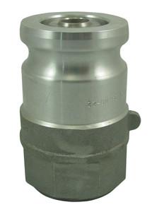 OPW 3 in. Aluminum Kamvalok Adapter w/ Buna-N Seals