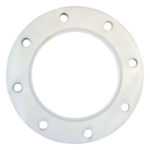 3 in. TTMA Gasket - Teflon Envelope with 1/8 in. Fiber Filler