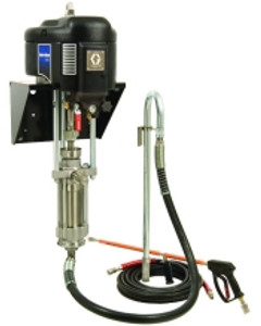 Graco Hydra-Clean Air Operated 23:1 Wall Mount Pressure Washer- 2275 PSI