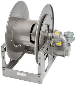 Hannay Explosion Proof 12V Electric Rewind Reels EPJ163031