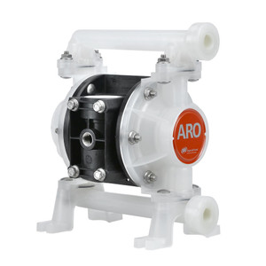 ARO 3/8 in. PVDF Non-Metallic Air Diaphragm Pump