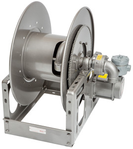 Hannay Explosion Proof 12V Electric Rewind Reels EPJ223031