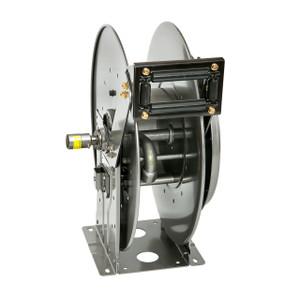 Hannay Reels DEF Series Spring Rewind Reel, Reel Only, 1/2 in. x 25 ft., DEF-425