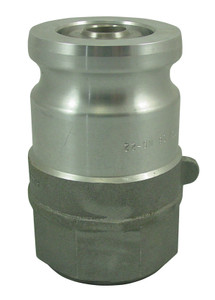 OPW 2 in. Aluminum Kamvalok Adapter w/ EPDM Seals