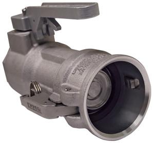 OPW 1700DL Series 1 1/2 in. Aluminum Kamvalok Coupler w/ Buna-N Seal