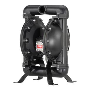 ARO PRO Series 1 1/2 in. Aluminum Air Diaphragm Pump w/ PTFE Diaphragm