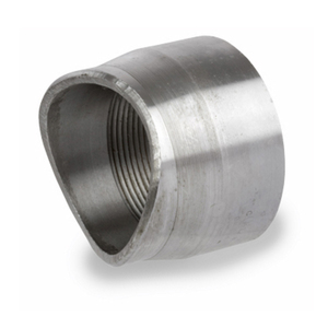 Smith Cooper COOPLET 300# 3/4 in. Threaded Weld Outlet Fits 3/4 in. - 2 1/2 in. Pipe