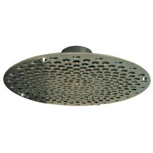 Dixon 2 in. NPSM Zinc Plated Steel Round Hole Bottom Skimmer