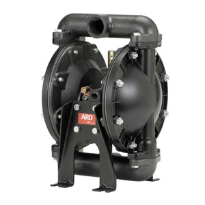 ARO PRO Series 1 in. Aluminum Air Diaphragm Pump w/ PTFE / Santoprene Diaphragm