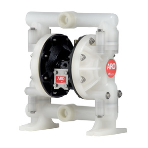 ARO Pro Series 1 in. Non-Metallic Air Diaphragm Pump w/ Santoprene Diaphragm