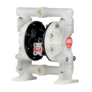 ARO Pro Series 1 in. Non-Metallic Air Diaphragm Pump w/ Santoprene Diaphragm