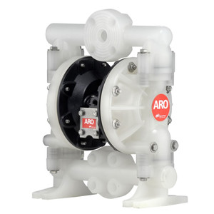ARO Pro Series 1 in. Non-Metallic Air Diaphragm Pump w/ Nitrile Diaphragm
