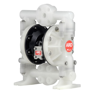 ARO Pro Series 1 in. Non-Metallic Air Diaphragm Pump w/ PTFE Diaphragm