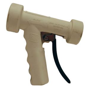Dixon Aluminum Hot Water Washdown Spray Nozzle (White)