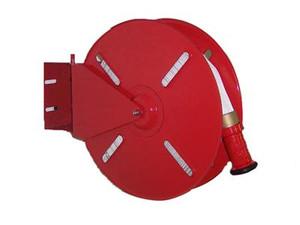 "Dixon Swing Type Hose Storage Reel - 150' - 50-75' - 1 1/2"""