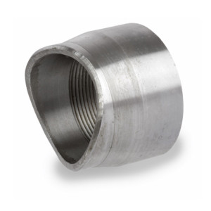 Smith Cooper COOPLET 300# 2 1/2 in. Threaded Weld Outlet Fits 4 in. Pipe