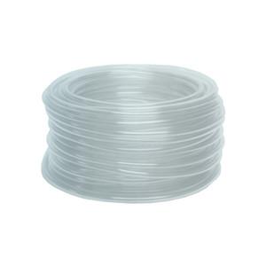 Dixon 1 in. ID x 1 1/4 in. OD Domestic Clear PVC Tubing, 35 PSI - 100 ft.