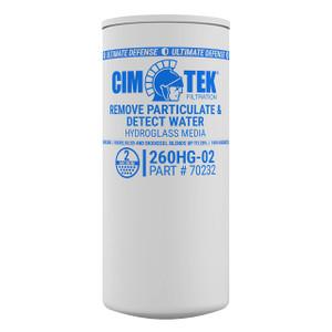 Cim-Tek 260 Series 70232 2 Micron Hydroglass Filter