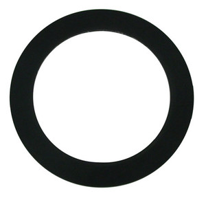 Dixon 5 in. FKM Railroad Tank Car Gasket - 1/8 in. Thick