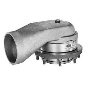 Frankling Fueling Systems 880-343-01 & 880-345-01 Vapor Valve Parts - Mounting Assembly Flange - 8