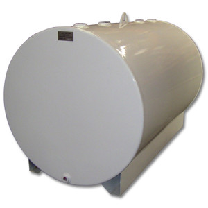 JME Tanks 1,000 Gallon 10 Gauge Double Wall UL142 Skid Tank - John M