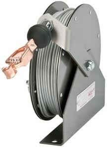 HGR50 & HGR100 Grounding Reel Parts - HGR 100 Spring & Spring Arbor - 63, 64C