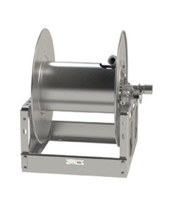 Hannay F Series Manual Rewind Booster Hose Reel 1 in. x 100 ft. F24-23-24