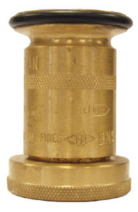 Dixon 1 1/2 in. NPSH Brass Industrial Washdown Nozzles