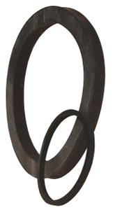 Dixon Fire 2 9/16 in. Hose Coupling Tail Washers - 3 in. OD