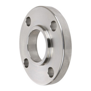 Smith Cooper 150# Schedule 40 316 Stainless Steel 4 in. Raised Face Socket Weld Flange w/ 8 Holes