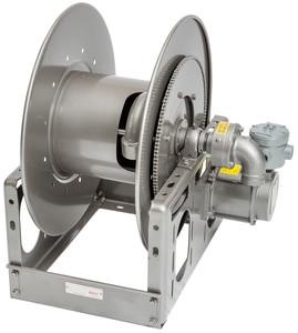 EPIV Electric Rewind Reel Parts - 1 1/2 in. Split Bronze Bearing Insert- 02D