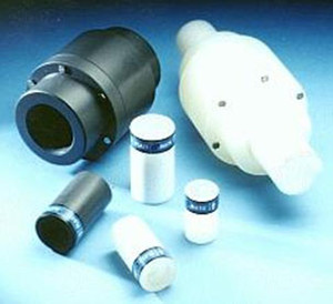Plast-O-Matic Series FC 1/4 in. Thermoplastic 0.25 GPM Flow Control Valve w/ EPDM Seals