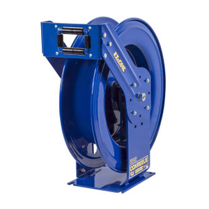 Coxreels EZ-Coil T Series Supreme Duty Truck Mount Grease Hose Reel - Reel Only - 3/8 in. x 75 ft.