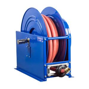 Coxreels SMP-5100 High Capacity Medium Pressure Oil Hose Reel - Reel & Hose - 3/4 in. x 100 ft.