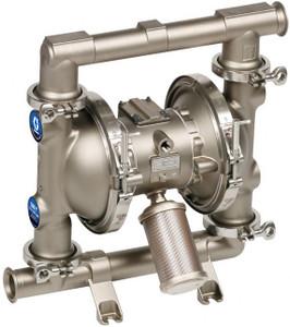 Graco Husky 1590 Diaphragm Pump Fluid Kit w/ Poly Seat, TPE Balls & Dia.