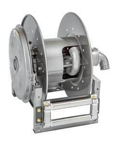 "900 Series Spring Rewind Reel Parts - 10"" Roller Assembly - 69"