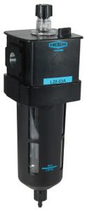 Dixon Wilkerson 3/8 in. L28 EconOmist Standard lubricator with Transparent Bowl