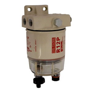 Racor 120A Low Flow Fuel Filter/Water Separator Filter Assembly - 30 Micron