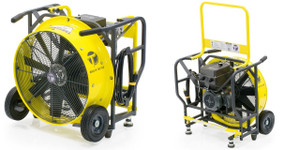Tempest VSR 18 in. Variable Speed Electric Power Blower