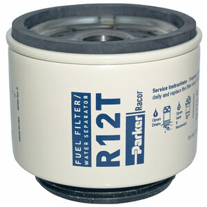 Racor 120A Low Flow Fuel Filter/Water Separator - 10 Micron