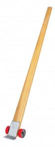 Vestil 7 ft. Prylever Bar - Wooden Handle
