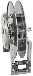 N-800 Series Spring Rewind Reel Parts - Right Hand Ratchet Lock - 64E