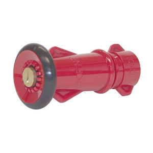 Dixon 1 in. NPSH Thermoplastic Fog Nozzle FM Approved
