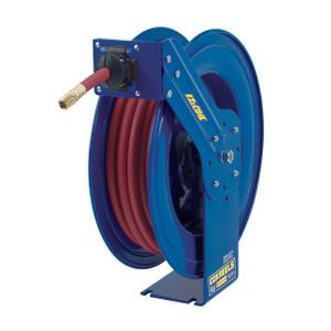 Coxreels HP Series EZ-Coil Heavy Pressure Grease Hose Reel - Reel & Hose - 1/4 in. x 50 ft.