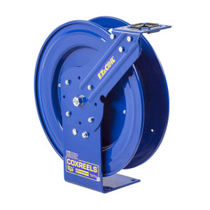 Coxreels HP Series  EZ-Coil Heavy Pressure Grease Hose Reel - Reel Only - 1/4 in. x 50 ft.