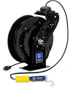 Graco SD Series 16 AWG Cord and Flourescent Light Reels - 35 ft.