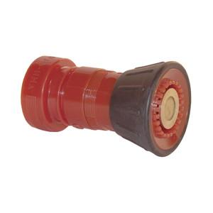 Dixon 1 1/2 in. NPS Thermoplastic Fog Nozzle w/Bumper